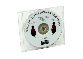 Cleansing, Coffee Enemas & Colon Tubes Movie (DVD)