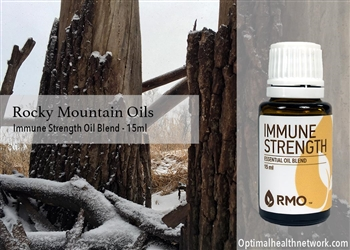 Immune Strength Essential Oil Blend