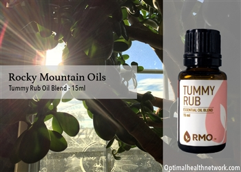 Tummy Rub Essential Oil Blend
