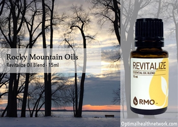 Revitalize Essential Oil Blend