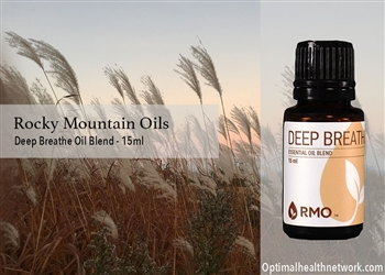 Deep Breathe Essential Oil Blend