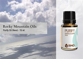 Purify Essential Oil Blend - 15 ml