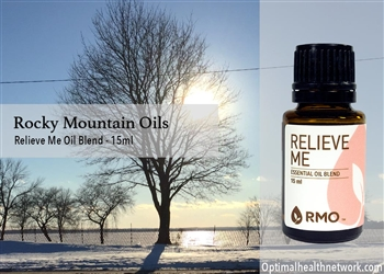 Relieve Me Essential Oil Blend