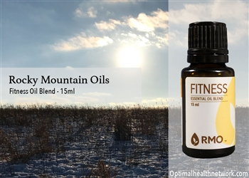 Fitness Essential Oil Blend