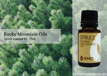 Spruce Essential Oil - 15 ml