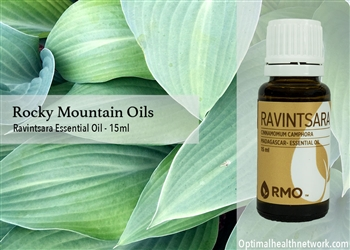 Ravintsara Essential Oil