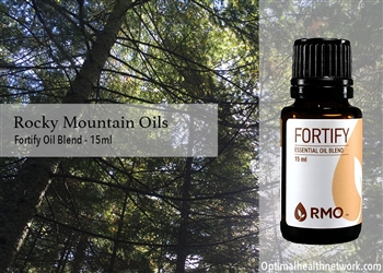 Fortify Essential Oil Blend - 15 ml