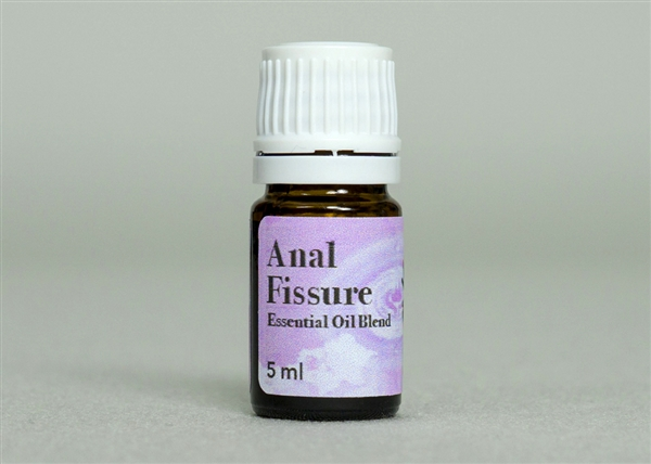 Essential oils for anal fissure