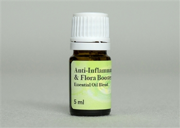 OHN Anti-Inflammatory & Flora Booster Oil Blend - 5 ml