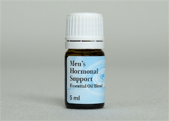Men's Hormonal Support Essential Oil Blend