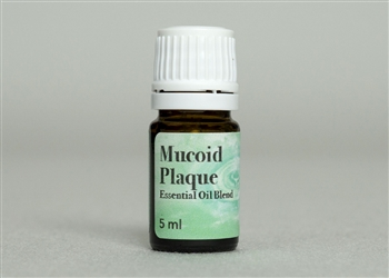 Mucoid Plaque Essential Oil Blend