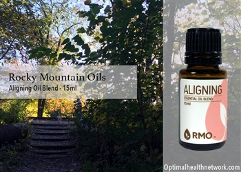 Aligning (Confidence) Essential Oil Blend