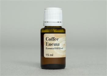 OHN Coffee Enema Essential Oil Blend - 15 ml