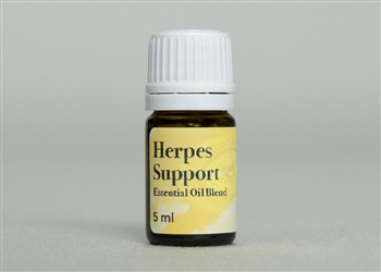Herpes Support Essential Oil Blend