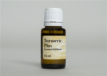 OHN Turmeric Essential Oil Blend - 15 ml
