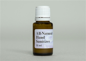 OHN All-Natural Hand Sanitizer - 15 ml