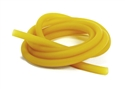 Enema Hose 6 feet Latex 5/16 inch - Amber