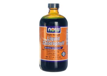 NOW Liquid Chlorophyll - 16 oz