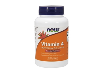 Vitamin A (Fish Liver Oil)