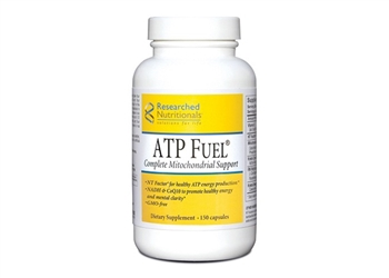 Researched Nutritionals ATP Fuel - 150 Capsules