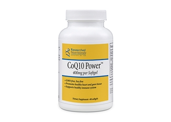Researched Nutritionals CoQ10 Power