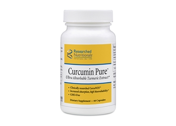 Researched Nutritionals Curcumin Pure - 60 capsules