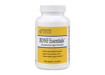 Researched Nutritionals BDNF Essentials - 120 capsules