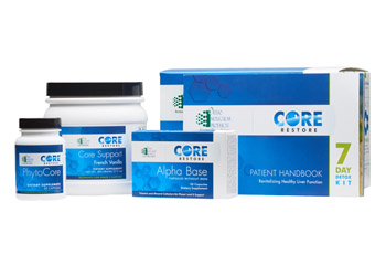Ortho Core Restore Kit 7 Day Cleanse Vanilla