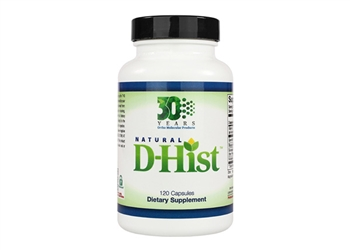 Ortho Natural D-Hist - 120 capsules