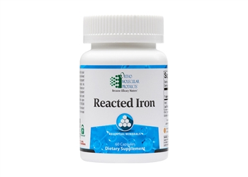 Ortho Reacted Iron 60 Capsules