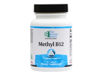 Ortho Methyl B12 - 60 tablets