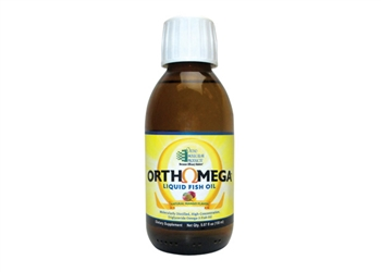 Orthomega Liquid Fish Oil (Mango) - 150 ml