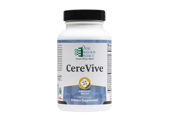 Ortho CereVive 120 Capsules