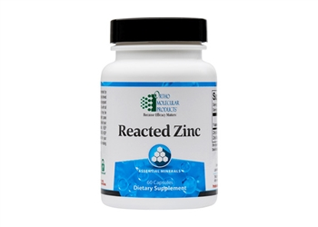 Ortho Reacted Zinc 60 Capsules
