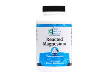 Ortho Reacted Magnesium 180 count