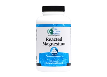 Ortho Reacted Magnesium 180 Capsules
