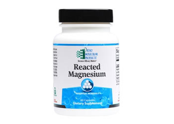 Ortho Reacted Magnesium 60 count