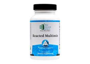 Ortho Reacted MultiMin - 120 capsules