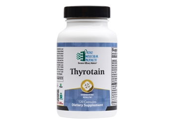 Ortho Thyrotain 120 Capsules