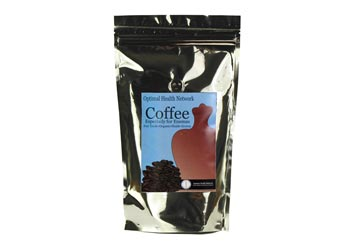Optimal Health Network Enema Coffee 1 lb bag Whole Bean