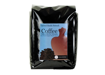 Optimal Health Network Enema Coffee | 5-lb Bag | Whole Bean