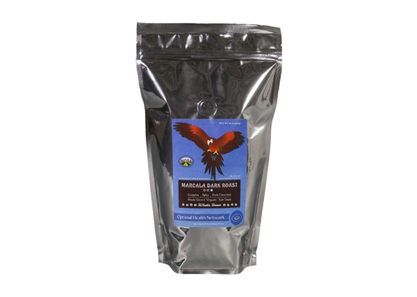 Organic Drinking Coffee - Whole Bean - 1 lb