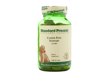 Standard Process Canine Flex Support - 100 wafers