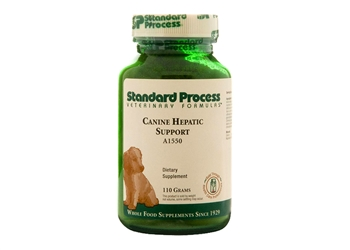 Standard Process Canine Hepatic Support - 110 grams