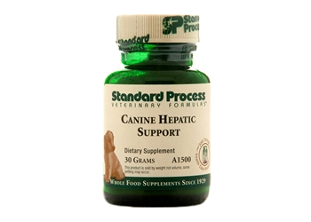 Standard Process Canine Hepatic Support - 30 grams