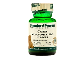 Standard Process Canine Musculoskeletal Support - 20 grams