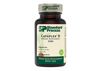 Standard Process Cataplex D - 180 tablets