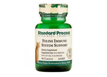 Standard Process Feline Immune System Support - 90 tablets
