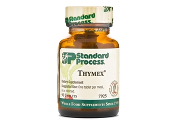 Standard Process Thymex - 90 tablets
