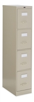 Global 4 Drawer Vertical File Letter size